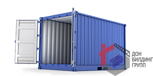 Морской контейнер 5 тонн Б/У