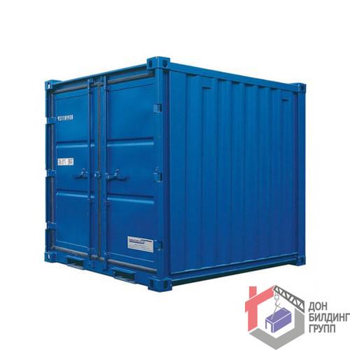 Морской контейнер 3 тонны Б/У