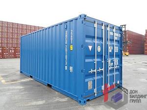 Морской контейнер в Ростове на Дону (фото)