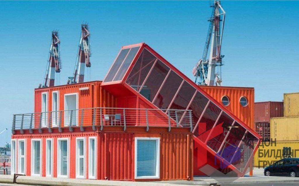 Офисный центр в порту, Израиль